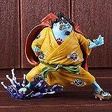 HYCZW One Piece King of L Artist Jinbe Jimbei One Piece Action Figure PVC Modello da Collezione Toy