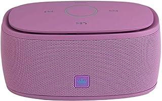 KINGONE K5 Mini Wireless APP Bluetooth Stereo Music Speaker (Purple)