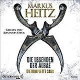 Die Legenden der Albae. Die komplette Saga: 15 CDs
