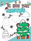 Ik hou van Kerstmis: Leer hoe u kerstspullen kunt tekenen