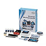SWIFT Kids' Microscope Slide Preparation Accessory Kit, Includes 12 Blank Reusable Slides,...