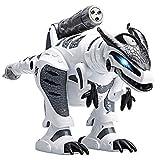 Dinosaure Robot, DAXIN Robot intelligent télécommandé dinosaure télécommandé Jouet interactif avec programmation de la marche et de la musique Cadeau pour garçons filles enfants