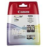 Canon Pixma MX410 2Pk Original Printer Ink Cartridges