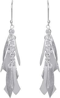 izaara 92.5 Sterling Silver Hallmark Earrings for Women