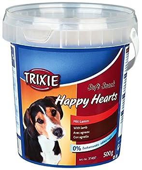 TRIXIE Soft Snack Happy Hearts pour Chien 500 g