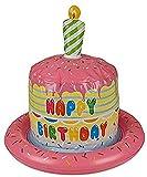 MIK Funshopping - Sombrero hinchable para cumpleaños