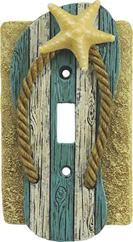 River's Edge Products Beach Single Switch Cover