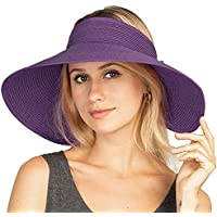 Select Msicyness Women's UPF 50+ Protecetion Wide Summer Hat