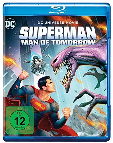 Superman: Man of Tomorrow [Blu-ray]