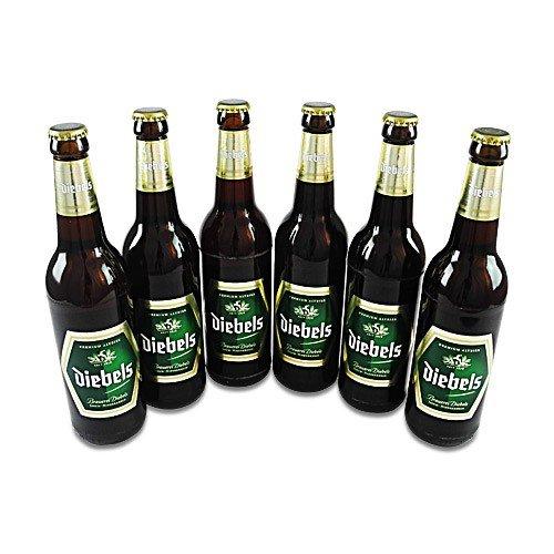 Diebels Alt - (6 Flaschen à 0,5 l / 4,9% vol.)