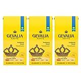 Gevalia Traditional Ground Coffee Mild Roast 36 Ounce (Pack of 3)