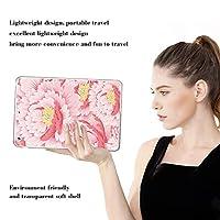 PRINDIY iPad Air 2/iPad Air 保護カバー,アンチダスト キズ防止 軽量 耐久性 耐衝撃性 ソフトTPUシリコーン クリア スリム ハード ンドソフトシェルケース iPad Air 2/iPad Air Case-KJ 73