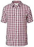 Fjällräven Abisko Cool Shirt Ss - Herren  Kurzarmhemd,rot (red 320), L