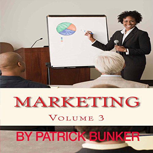 Couverture de Marketing: Volume 3