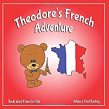 Books about France for Kids: Theodore's French Adventures