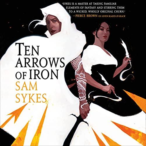 Ten Arrows of Iron cover art