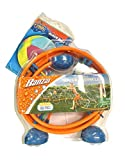 Greenbrier International Banzai Wigglin Water Sprinkler for Kids and Toddlers- Outdoor Summer Fun! Plus Beach Ball!