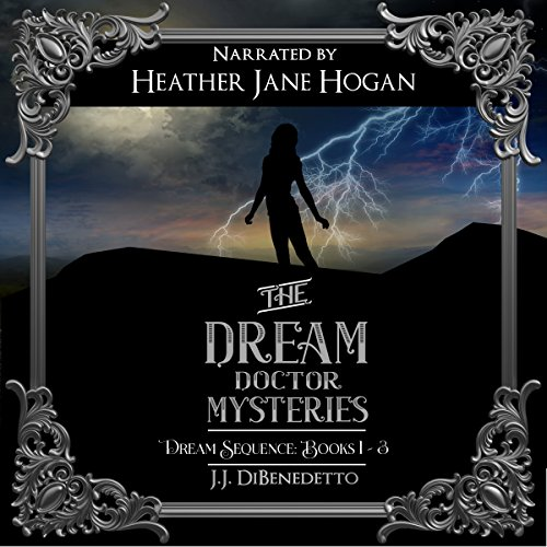 Dream Sequence     Dream Series, Books 1-3              By:                                                                                                                                 J.J. DiBenedetto                               Narrated by:                                                                                                                                 Heather Jane Hogan                      Length: 34 hrs and 15 mins     46 ratings     Overall 3.5