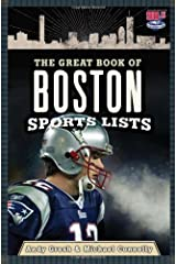 The Great Book of Boston Sports Lists Broché