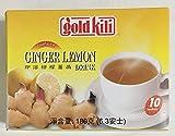 Gold Kili Bevanda immediata allo zenzero e limone - 1 x 10 x 18 gr