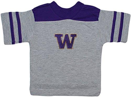 Creative Knitwear Washington Huskies Baby Shirt