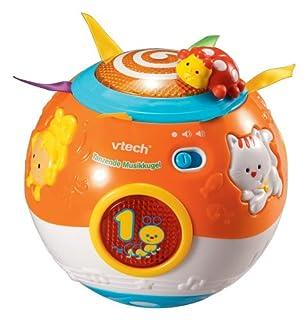 Vtech Baby 80-047314 - Tanzende Musikkugel (B0013UNZEE) | Amazon price tracker / tracking, Amazon price history charts, Amazon price watches, Amazon price drop alerts
