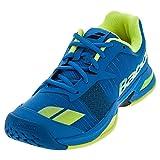 Babolat Jet all Court Junior Scarpe Tennis Scarpe Sportive Scarpe da Tennis Blue, Blu, 31
