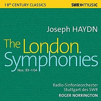 Haydn: The London Symphonies (Live)