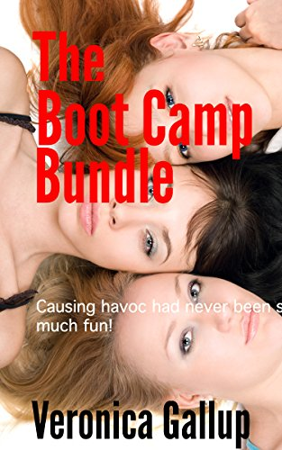 The Boot Camp Bundle: Lesbian BDSM Erotica (English Edition)