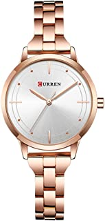 Curren Casual Watch For Women Analog Stainless Steel - 9019