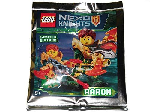 Blue Ocean LEGO Nexo Knights Aaron Minifigure Foil Pack Set 271825 (Embolsado)