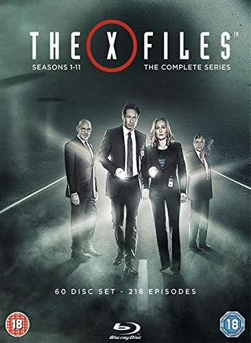X-Files Complete Series 1-11 [Edizione: Regno Unito] [Italia] [Blu-ray]