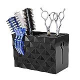 Noverlife Grande boîte de rangement pour ciseaux, ciseaux à cheveux, peignes, pinces à cheveux, ciseaux de bureau