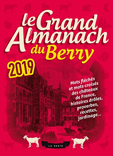 Le Grand Almanach du Berry 2019