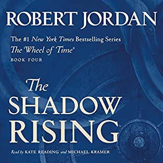 The Shadow Rising cover art