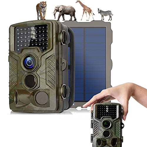 """Solar Trail Camera,Deer Trail Hunting 