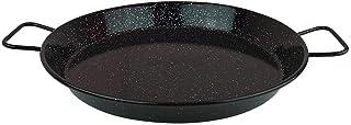 MageFesa Enameled Steel Paella Pan, 13.5 Inch by Magefesa