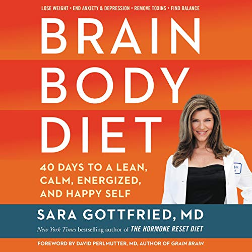 Brain Body Diet audiobook cover art