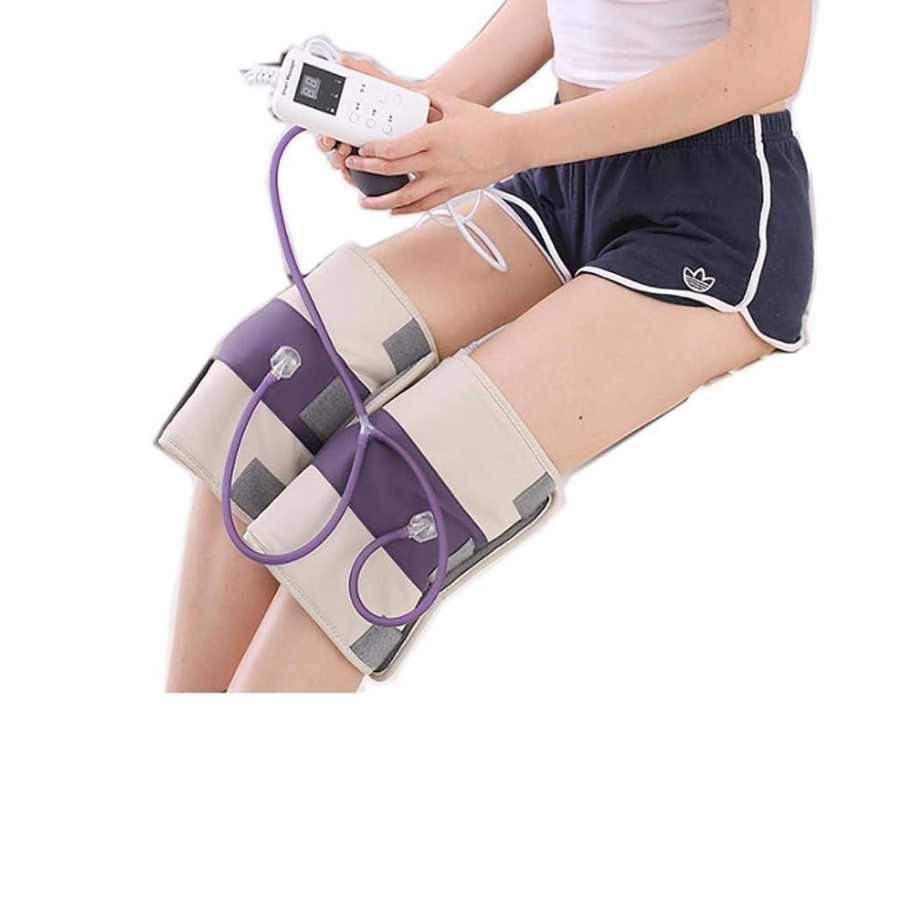 運河オリエンテーション作詞家熱くする足のマッサージャー、マッサージの膝パッド、膝の振動マッサージ、M/熱い圧縮/磁気療法、3つの温度調節、理性的なタイミング