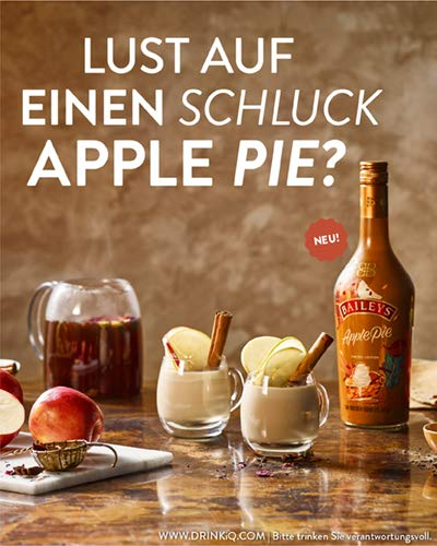 Baileys Apple Pie – Irish Cream Likör - 3