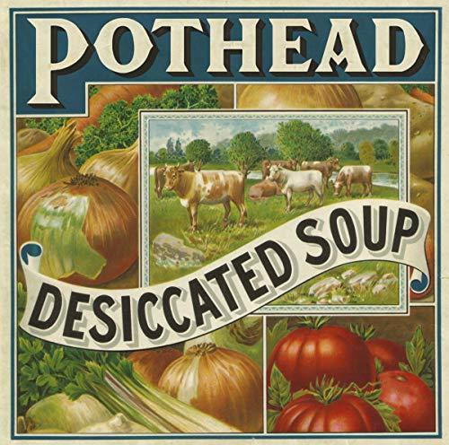 Pothead: Desiccated Soup (Audio CD)