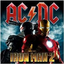 ac dc iron man soundtrack