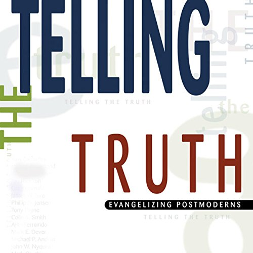 Telling the Truth audiobook cover art