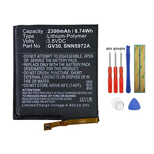 YNYNEW Replacement Cellphone Battery for Motorola Droid Maxx 2 XT1565 Moto X Play XT1562 XT1563 Moto X 3A Moto X 3A Dual SNN5963A FL40 with Free Tool