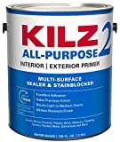 KILZ 2 Multi-Surface Stain Blocking Interior/Exterior Latex