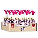 Smac Express Sgrassatore con Candeggina, Detergente Spray con Azione Sgrassante e Igienizzante, 650 ml x 12 Pezzi