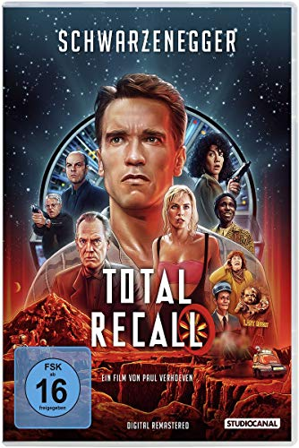 Total Recall / Uncut / Digital Remastered