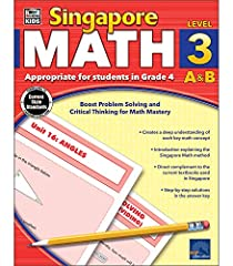 Fantastic math series correlated to current State Standards Boosts problem solving and critical thinking skills for math mastery Includes an introduction explaining the Singapore Math method Creates a deep understanding of each key math concept Inclu...