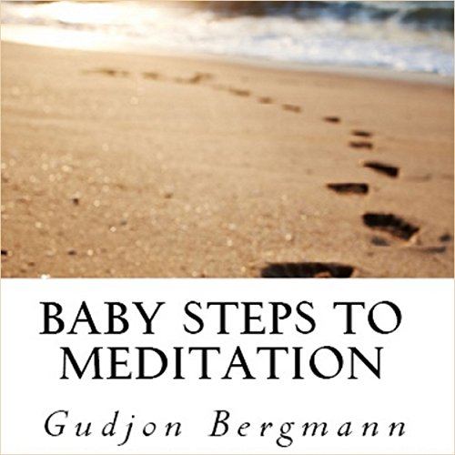 Baby Steps to Meditation audiobook cover art