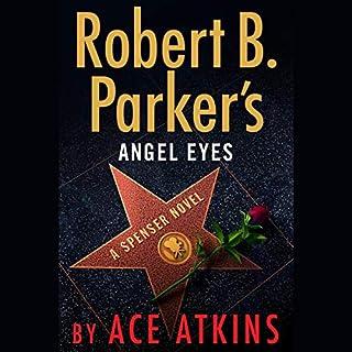 Robert B. Parker's Angel Eyes audiobook cover art
